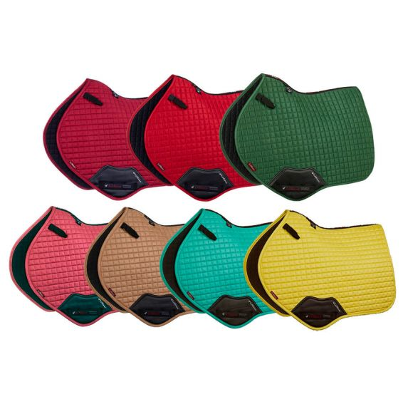 LeMieux ProSport Suede Close Contact Saddle Pad