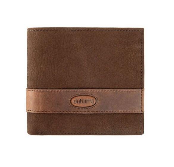 Dubarry Mens Grafton Leather Wallet Walnut