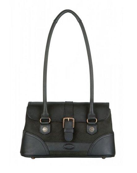 Dubarry Ladies Kenmare Strap Handbag Black