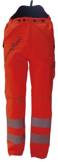 Arbortec Breatheflex Type A Class 1 Chainsaw Trousers Hi Vis Orange