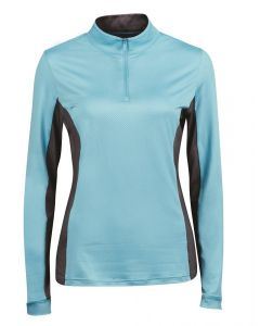 Dublin Ladies Airflow Long Sleeved Tech Top Base Layer - Chelford Farm Supplies