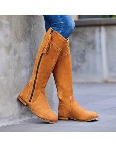Dublin Ladies Kalmar SD Suede Tall Boots