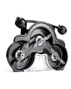 Husqvarna Combi Cutting Deck - 112cm (44 inch) - R 300 Series