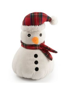 Ancol Nordic Snowman Christmas Dog Toy - Cheshire, UK