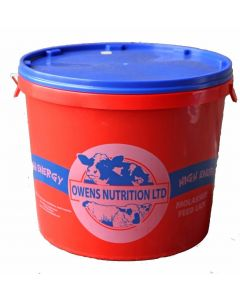 Owens Nutrition Hi Energy Protein Bucket