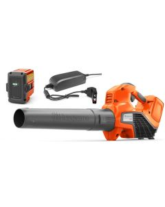 Husqvarna 120iB Battery Leaf Blower Kit - Cheshire, UK