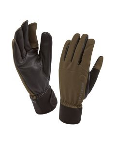 Sealskinz Mens Shooting Gloves Olive