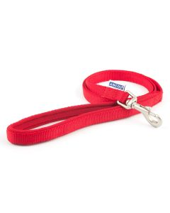 Ancol Heritage Nylon 1 metre Dog Lead Red