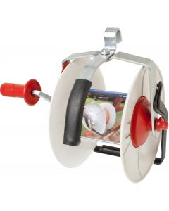 Rutland Electric Fencing Geared Reel Rewinder