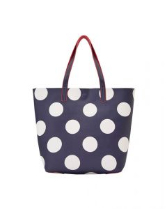 Joules Ladies Revery Print Reversible Shoulder Bag