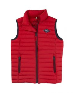 Joules Junior Crofton Packaway Padded Gilet