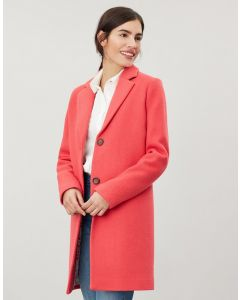 Joules Ladies Walton Crombie Coat