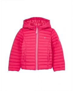 Joules Junior Girls Kinnaird Packaway Quilted Jacket