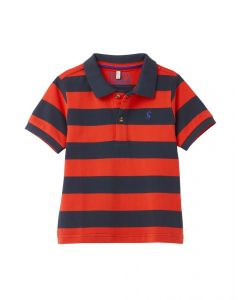 Joules Kids Boys Filbert Stripe Polo Shirt