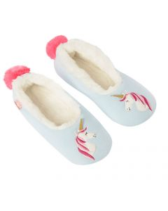 Joules Kids Girls Dreama Ballet Slippers