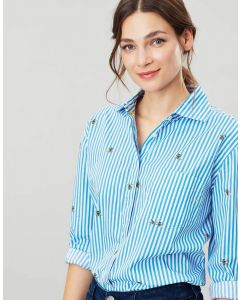 Joules Ladies Amilla Dropped Shoulder Shirt