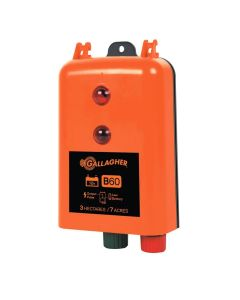 Gallagher Electric Fencing B60 Battery Fence Energiser