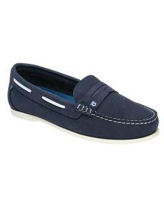 Dubarry Ladies Belize Deck Shoe Denim