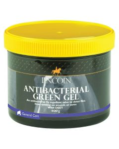 Lincoln Fly Repellent Antibacterial Green Gel 400G