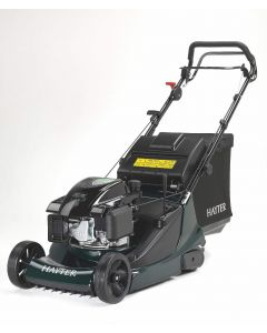 Hayter Harrier 48 Autodrive 474A Petrol Lawn Mower - Cheshire, UK