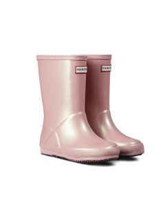 Hunter Kids First Classic Nebula Wellington Boots