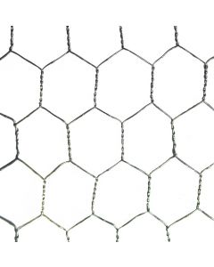 Galvanised Wire Netting 1200mm X 25mm 10m