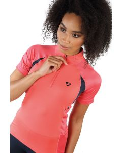 Shires Ladies Aubrion Highgate Short Sleeve Base Layer