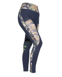 Shires Childrens Aubrion Kingsbury Riding Tights
