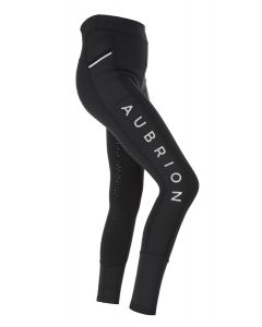 Shires Childrens Aubrion Stanmore Riding Tights