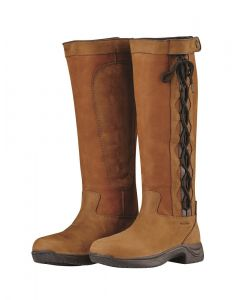 Dublin Ladies Pinnacle II Country Boots Tan