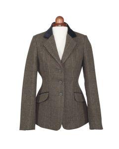 Shires Childrens Aubrion Saratoga Tweed Show Jacket