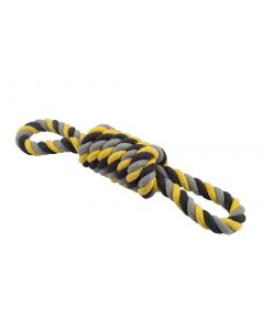 Ancol Jumbo Jaws Coil Tugger Dog Toy