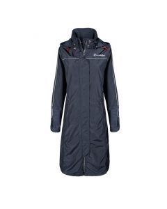 Cavallo Ladies Padija Long Rain Coat