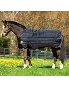 Horseware Rambo Ionic Lite Rug Liner 100g Black/Orange
