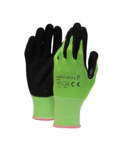 Abortec Microfoam Nitrile Grip Work Gloves - Chelford Farm Supplies