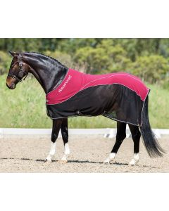 Horseware Rambo Sport Cooler Black/Pomegranate
