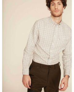 Aigle Huntjack Traditional Check Shirt - Chelford Farm Supplies