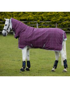 Horseware Rhino Pony All-In-One Heavy Turnout Rug 400g Berry