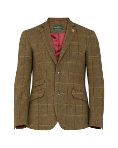 Alan Paine Mens Surrey Tweed Blazer Highland