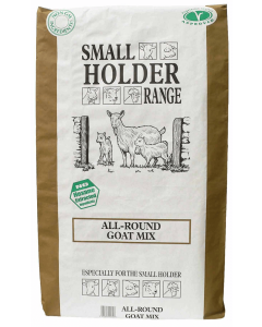 Allen and Page All Round Goat Mix 20kg - Chelford Farm Supplies