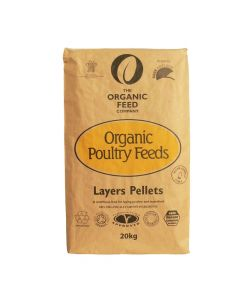 Allen and Page Organic Layers Pellets - Chelford Farm Supplies