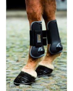 Horseware Amigo Tendon Boots Black / Charcoal