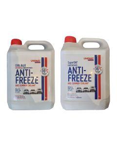 Unipart Antifreeze and Coolant - Cheshire, UK