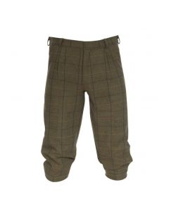 Alan Paine Mens Rutland Tweed Breeks Dark Moss