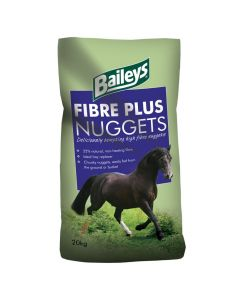Baileys Fibre Plus Nuggets Horse Feed 20kg