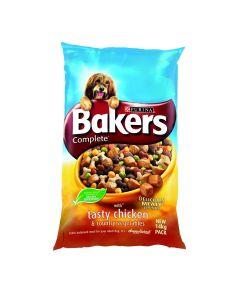 Bakers Complete Chicken and Vegetables Dog Food 14kg