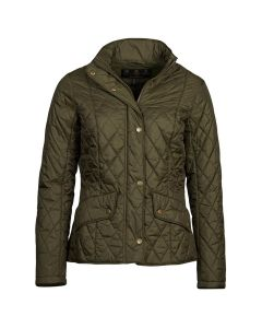 Barbour Ladies Flyweight Cavalry Quilt Jacket