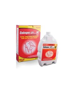 Bimeda Endospec 10% SC Wormer for Cattle & Sheep