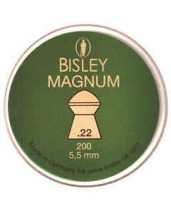 Bisley Magnum Air Rifle Pellets .177 Pack of 500