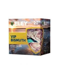 Eley Hawk VIP Bismuth 20 Gauges 28 Gram Fibre Shotgun Cartridge - Cheshire, UK